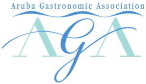 Logo Aruba Gastronomic Association (AGA)